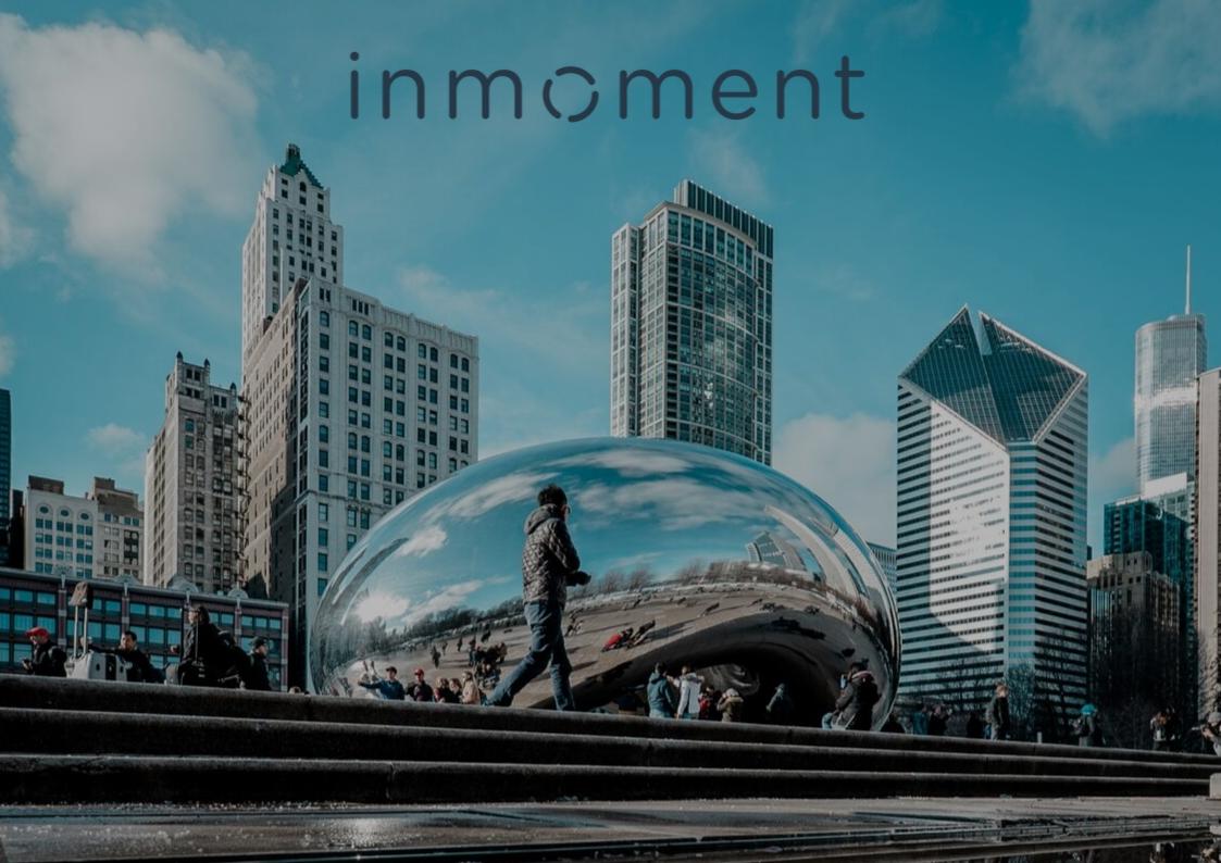 InMoment Chicago 2