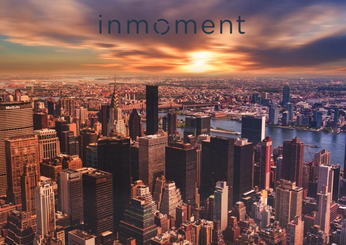InMoment New York 2