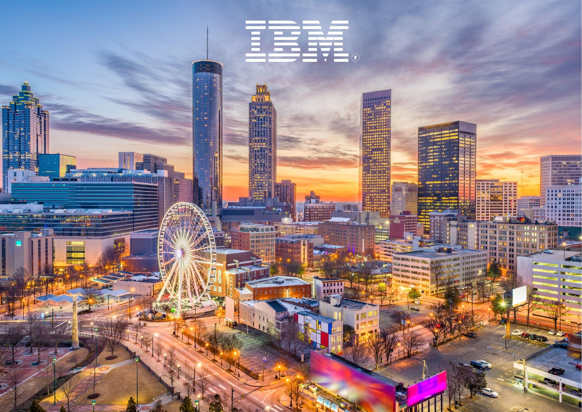 website event listing images - IBM Atlanta