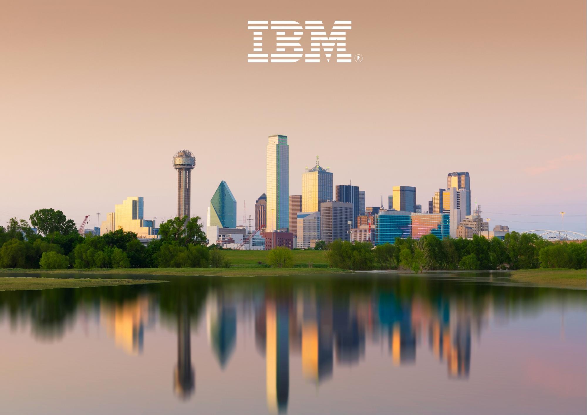 website event listing images - IBM Dallas
