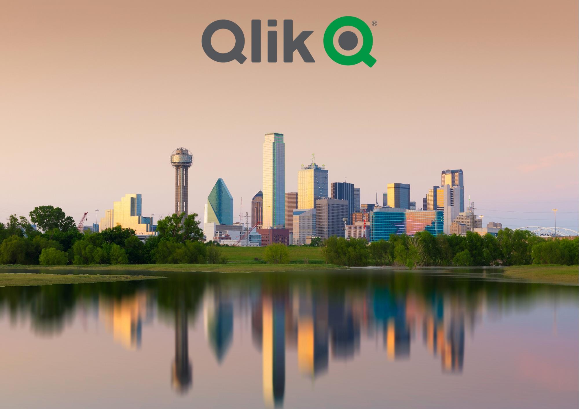 website event listing images - Qlik Dallas